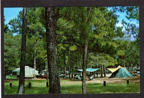 Fort Pickens Campground Gulf Islands National Seashore