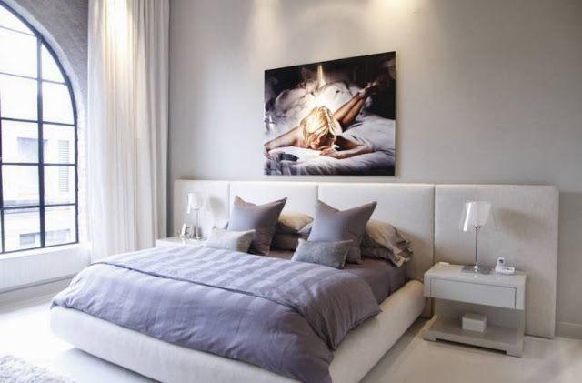 Изголовье кровати: 50 идей | IVOREE