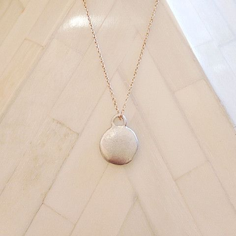 Monsoon Pendant Silver – Eran Naylor Jewellery