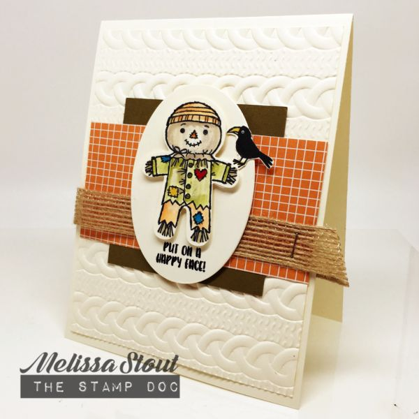 Stampin' UP! Cookie Cutter Halloween by Melissa Stout