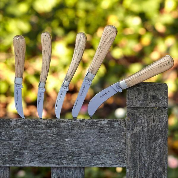 Burgon & Ball Classic Pruning Knife - RHS Endorsed
