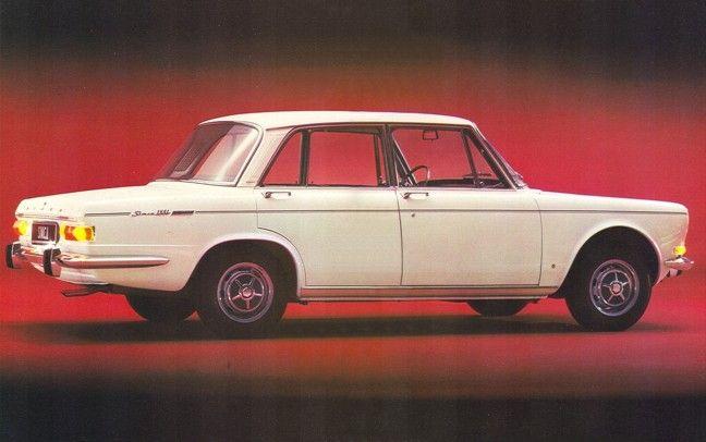 Simca 1501 (1966)