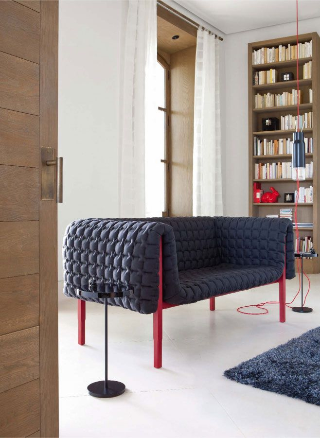 Ligne Roset - Ruche Sofa   Love it, great for study