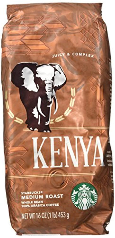 Starbucks Kenya, Whole Bean Coffee (1lb) Coffee aroma