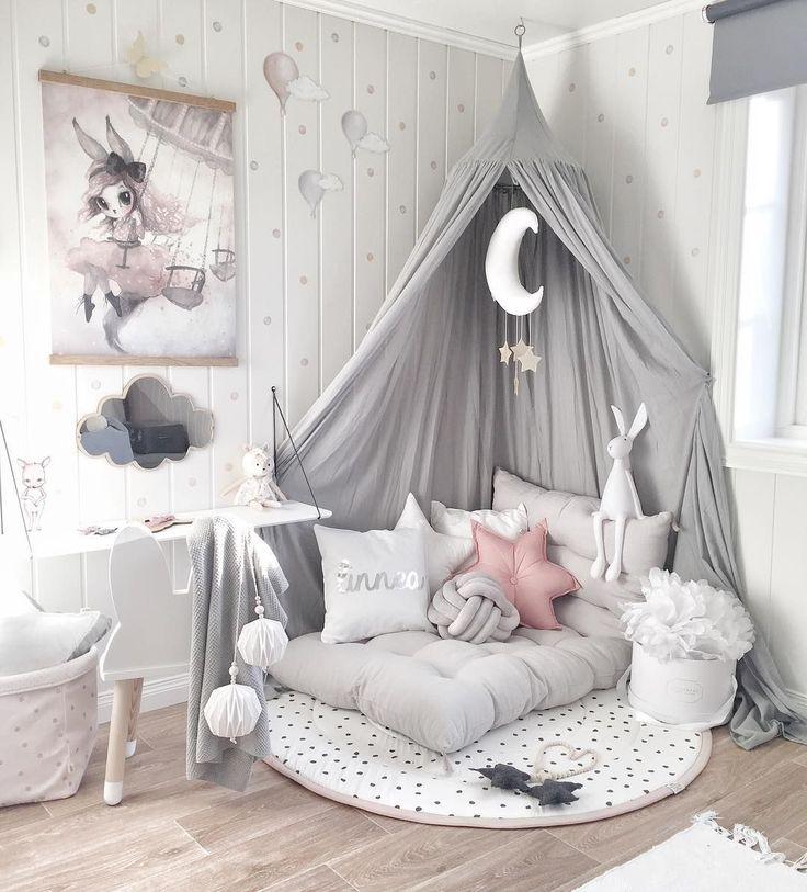 Cute Baby Girl Room Ideas (Adorable Space Ever)