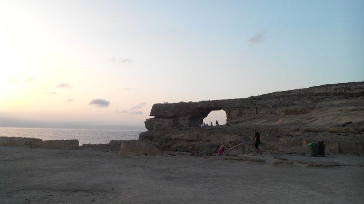 The Azur window - a must see!  Gozo