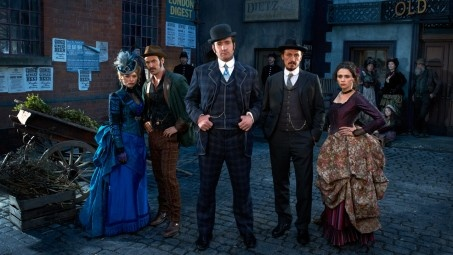 Signed for a Second Season   Ripper Street!!