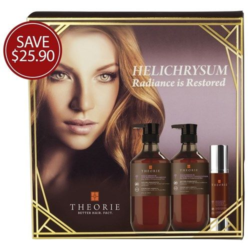 Theorie Helichrysum Radiance Is Restored Pack   Now only $69.95