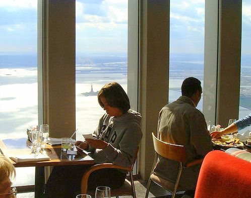 World Trade Center Photos: Dining at Windows on the World