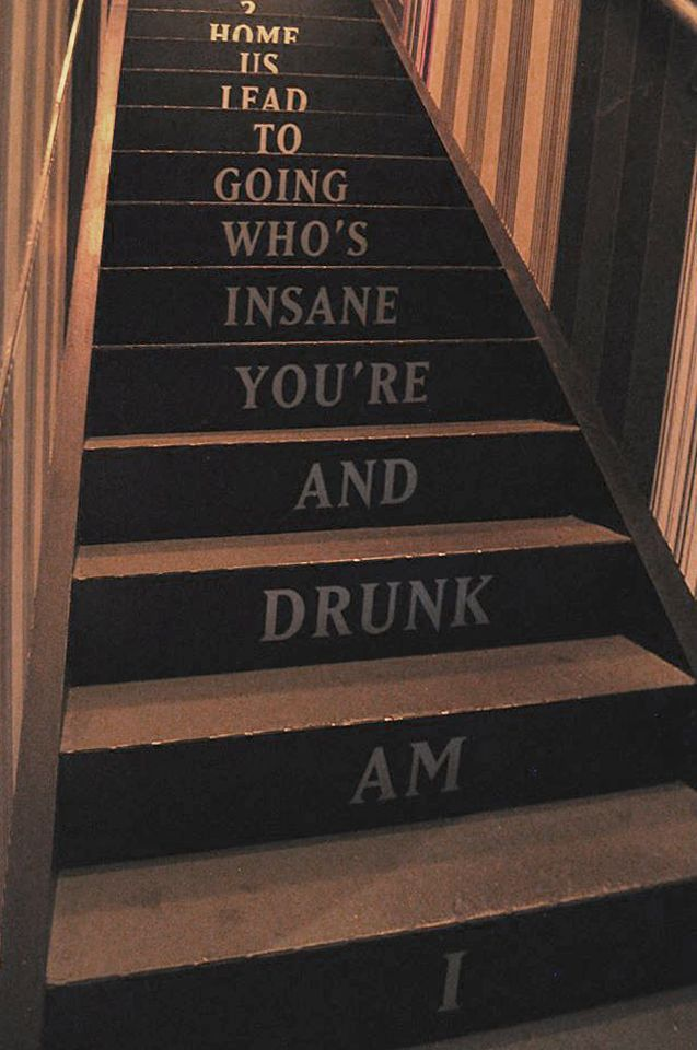 new york pub stairs - Google Search