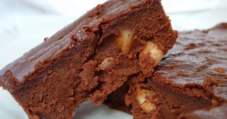 Voir tous les détails de la recette sur Infiniment Woos Ingrédients : 200 g de chocolat noir 60 g de sucre 50 g de Maïze...