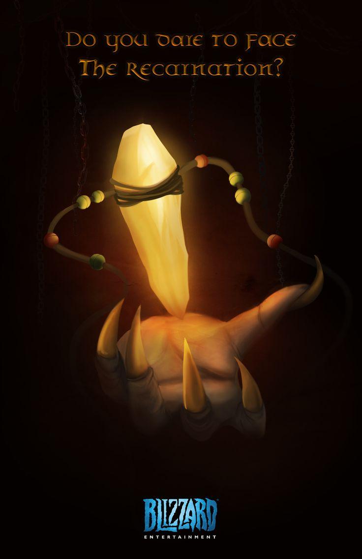 Campaña Intriga de expansión ficticia del juego Diablo III