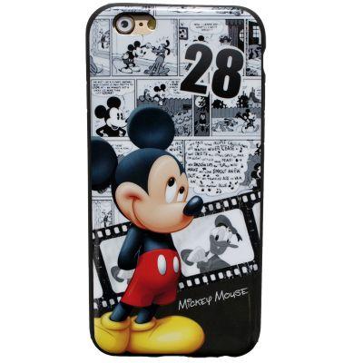 """Купить Резиновый чехол для iphone 6 Disney """"Mikkey Mouse"""""""