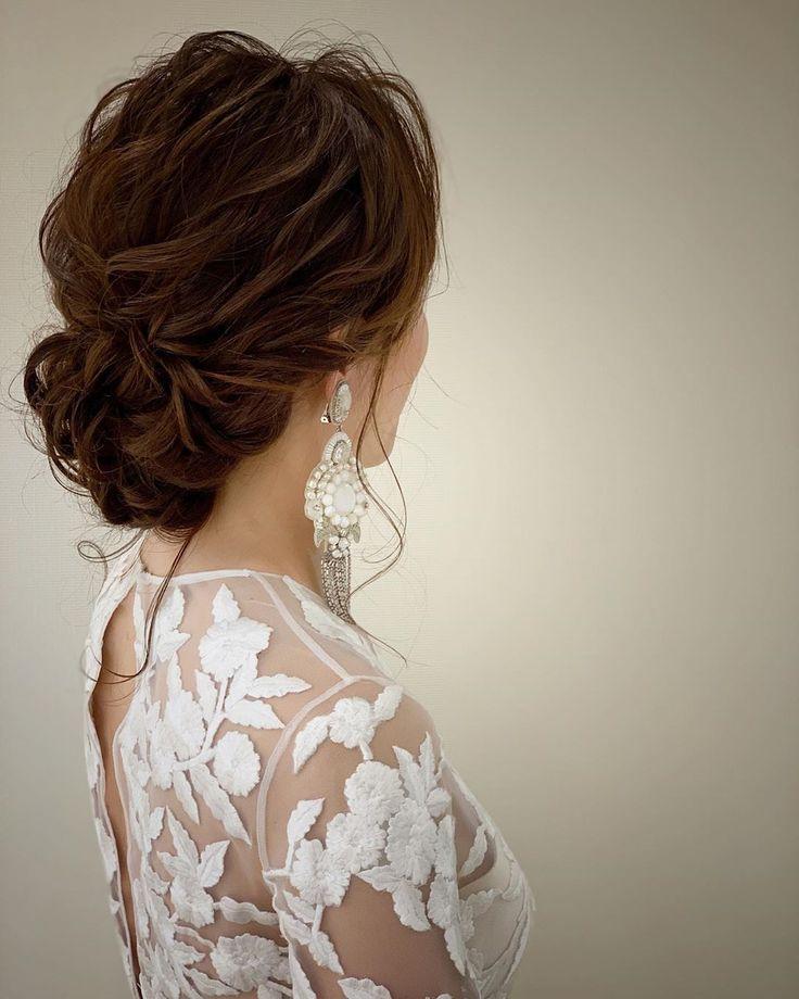 . wedding💐 . . #ウエディングドレス#カラードレス#ドレス#花…