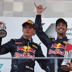 Winner Ricciardo revels in Verstappen Malaysian battle