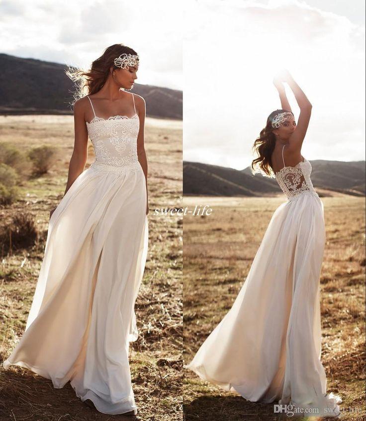Simple Beach Wedding Dresses: Best 25+ Casual Beach Weddings Ideas On Pinterest