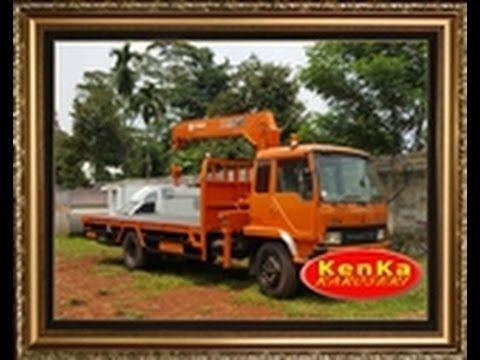Pembuat Karoseri Truck Crane