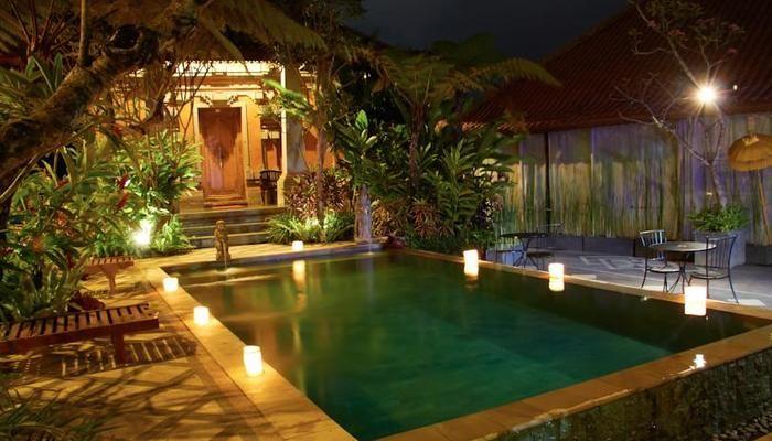 Ubud Hotel & Villas di Malang, Indonesia