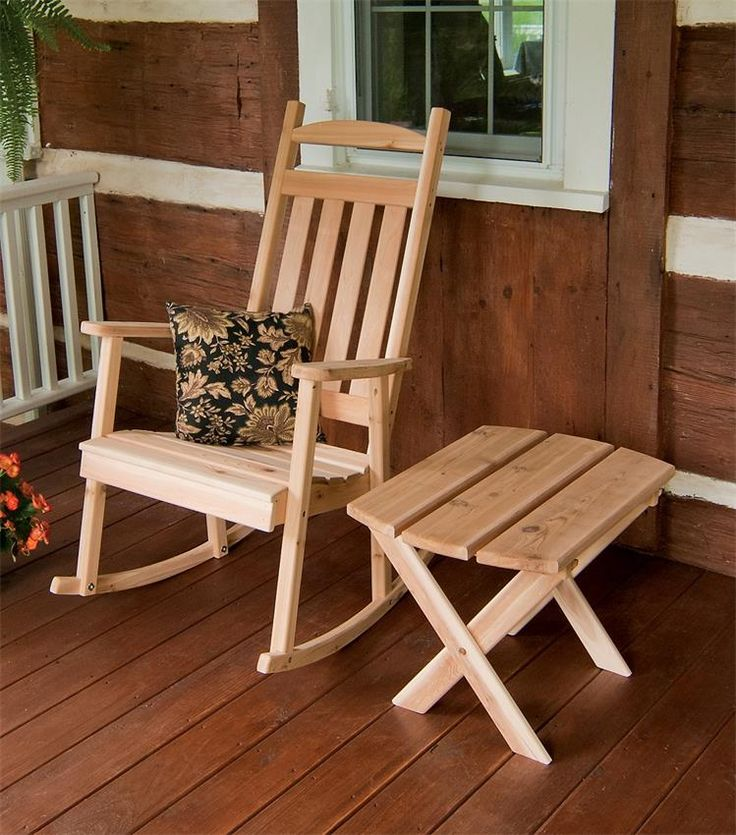 46 Best Images About Amish Outdoor Rocking Chairs On