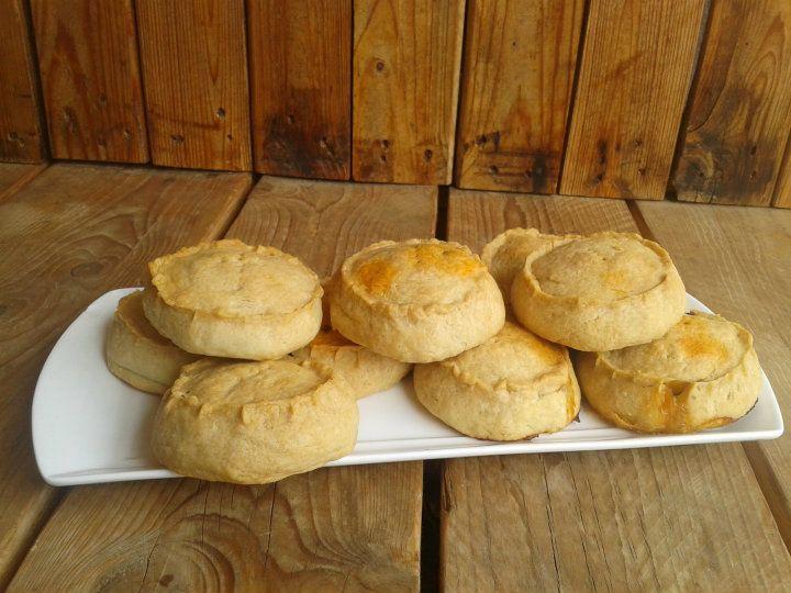 receta rubiols crespells i panades