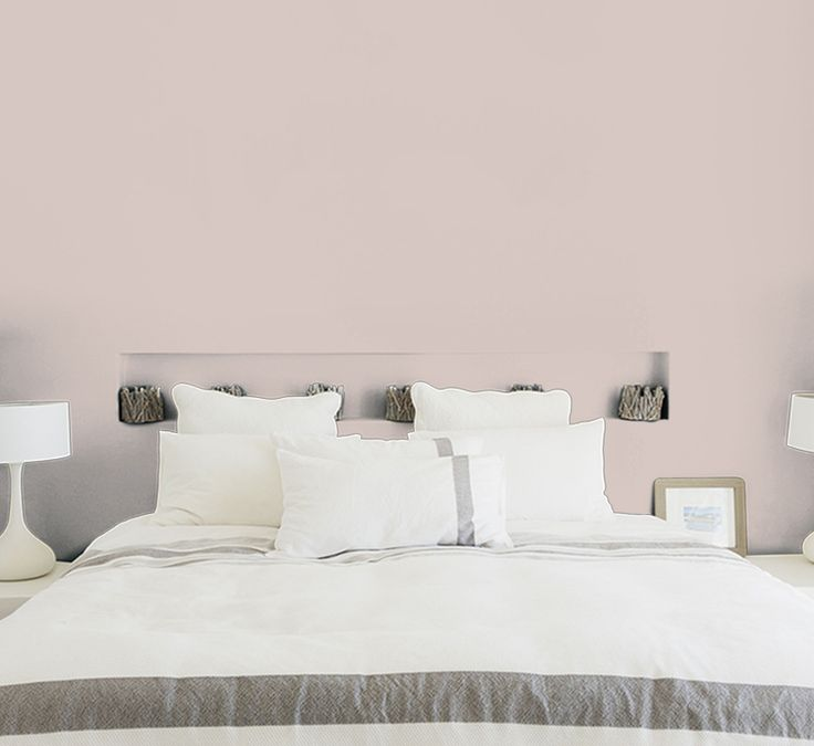 Looking For A Luxe Bedroom Wall Color Look No Further Than White Truffle Sw 6029