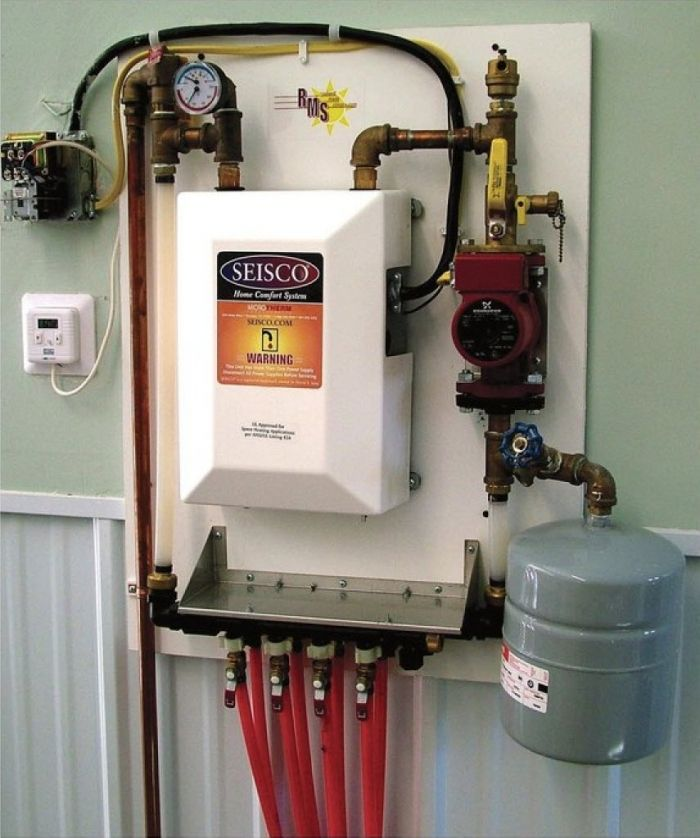 Best 25 home heating systems ideas on pinterest radiant for Electrical heating systems for homes
