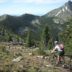 Seven Summits Trail Epic   International Mountain Bicycling Association