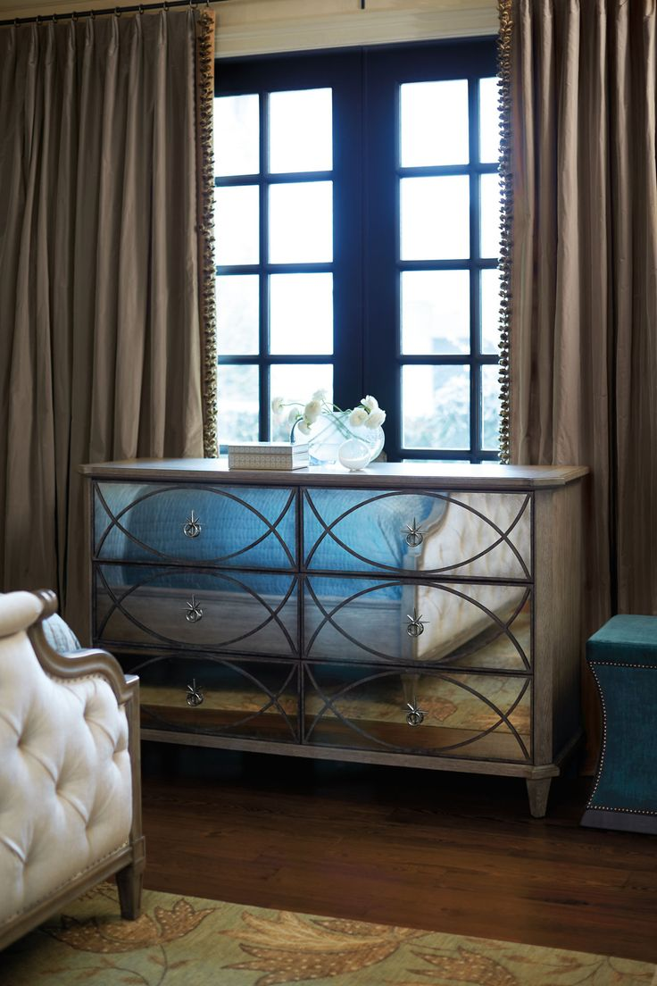 Luxury Furniture & Design: Bernhardt Furniture Company.  Reflective...
