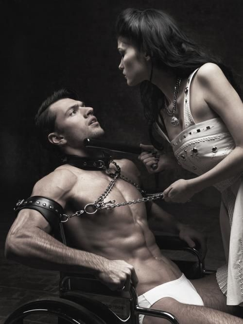 Bdsm female submission male domination