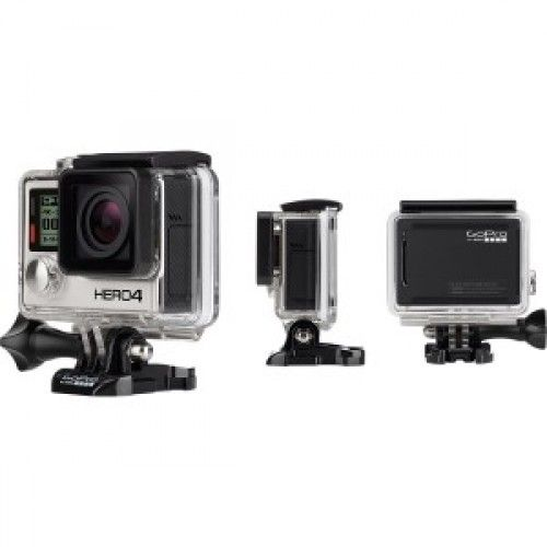 $549 (was $889.90) GoPro HERO4 Black Camera - Bivouac Online Store - Bargain Bro