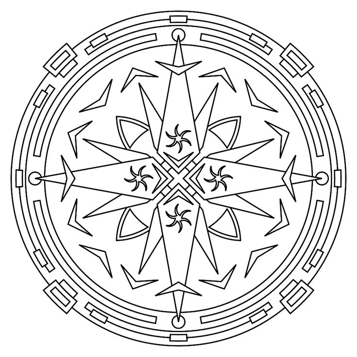 Coloring pages of random designs ~ 28 best Cool Things In Random Places images on Pinterest ...
