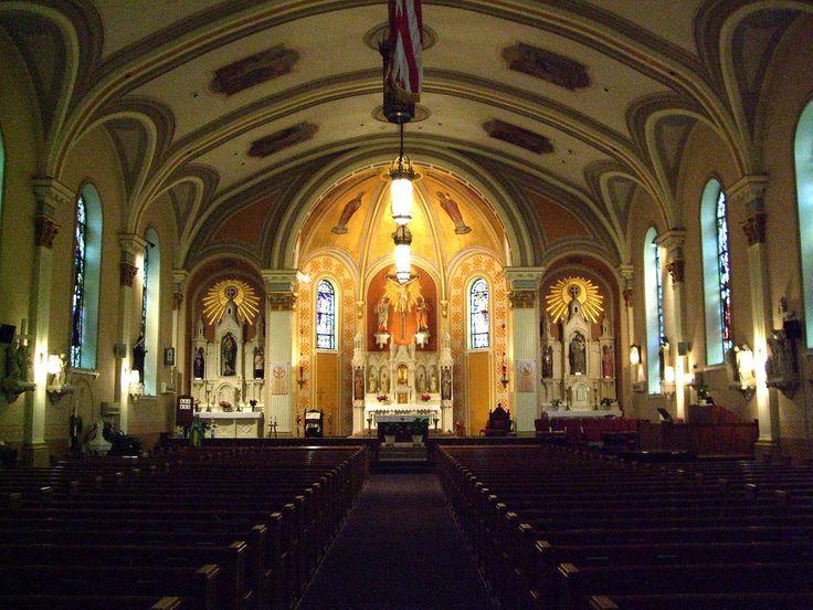 https://flic.kr/p/8CJApw | St. Bernard Catholic Church, Springfield, OH