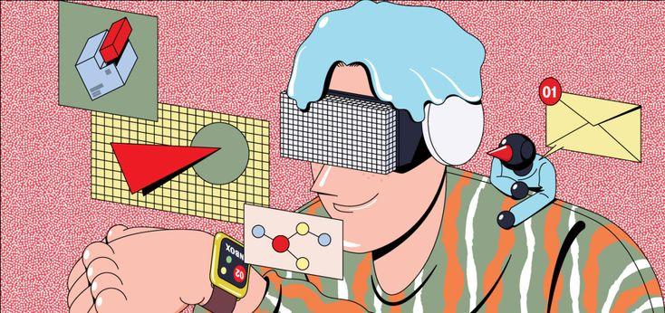 The Next Wave of Technologies by Tanawat Sakdawisarak