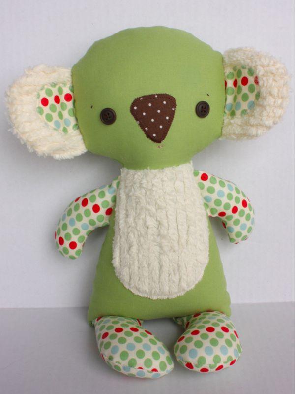 Bit of Whimsy Dolls: March-Australian Red Cross