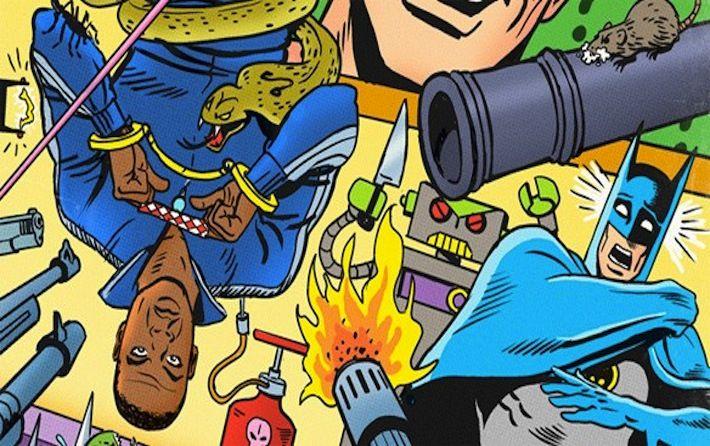 Che ne dite di Batman e Jay Z che si alleano per risolvere 99 Problemi? Dei Vendicatori che tentano di scoprire chi ha rovinato il loro natale?   Nessuna di queste storie è stata mai disegnata nè scritta, eppure sarebbe stato davvero interessante poterle leggere...