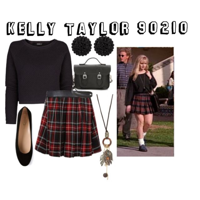 Kelly Taylor 90210 by samirogers1104