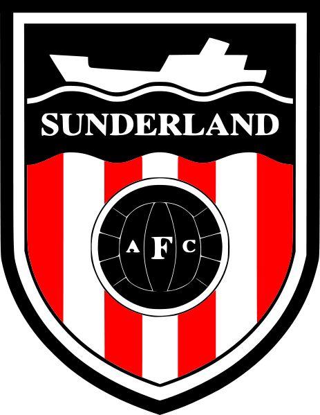 Sunderland old badge