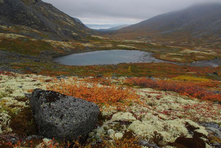 Сентябрь вХибинах — National Geographic Россия