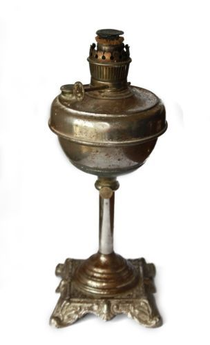 ANTIQUE-Austria-FAVORIT-LAMPE-OIL
