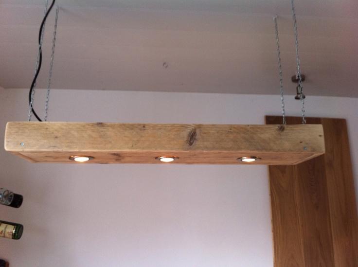Meer dan 1000 idee n over doe het zelf lamp op pinterest doe het zelf kroonluchter feesttent - Balk decoratie ...
