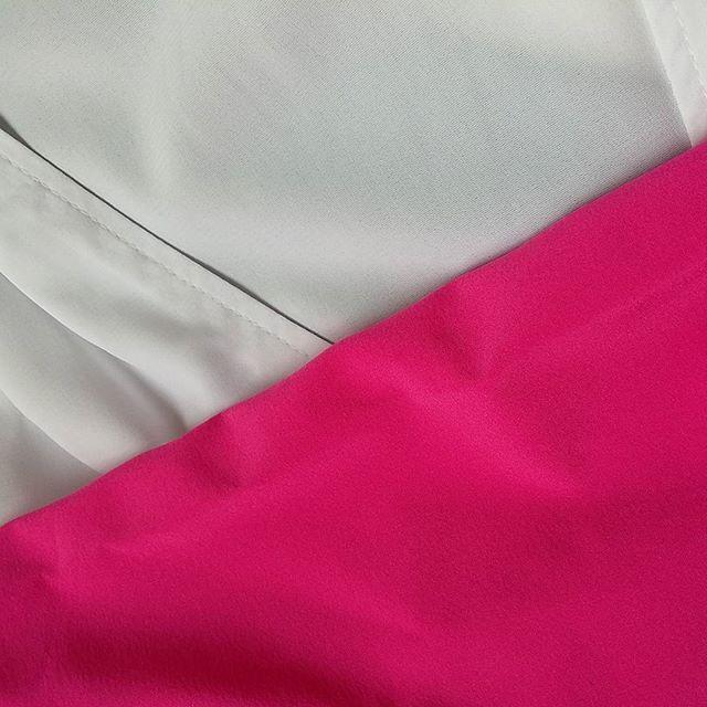 Takie kolory na wiosnę #pink #top #różowy