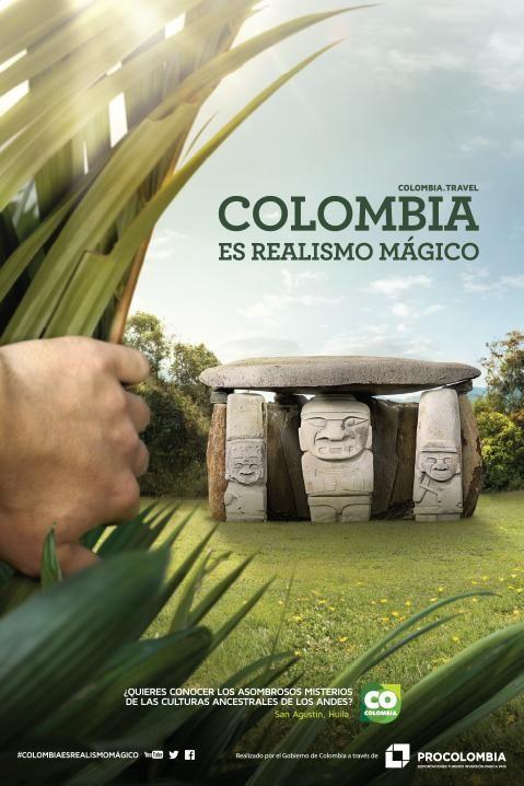 San Agustín, Huila. Destino Arqueológico en Colombia: Santa Marta.