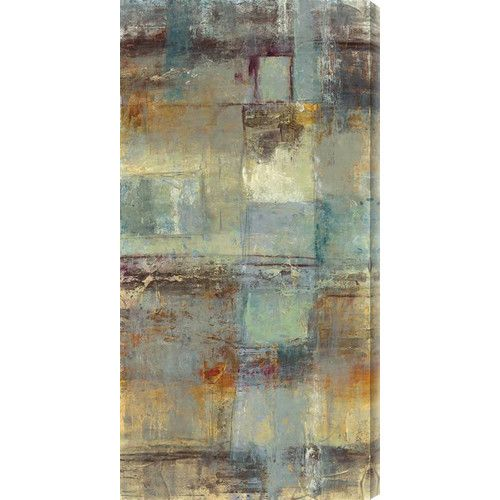 Found it at Wayfair - Resurgence I by Jane Bellows Painting Print Canvas