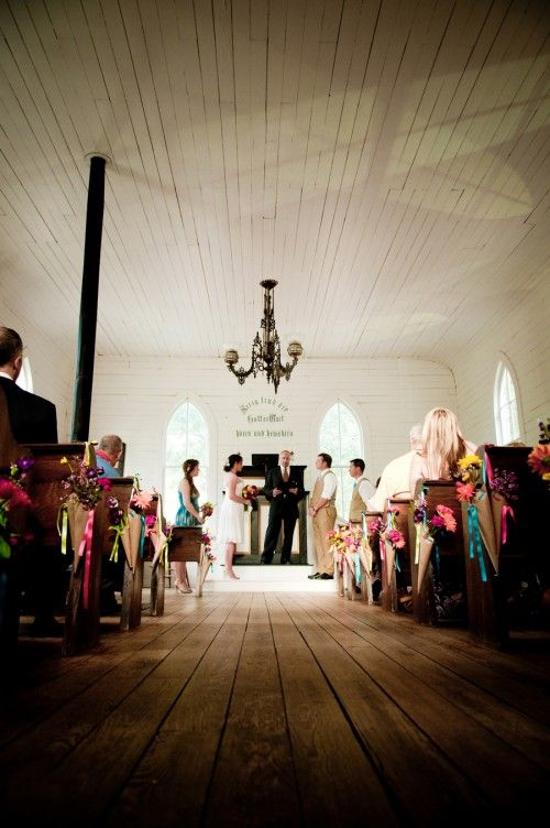 I Loved this chapel I would of done almost anything to be able to have our ceremony here! It's been booked!! :D