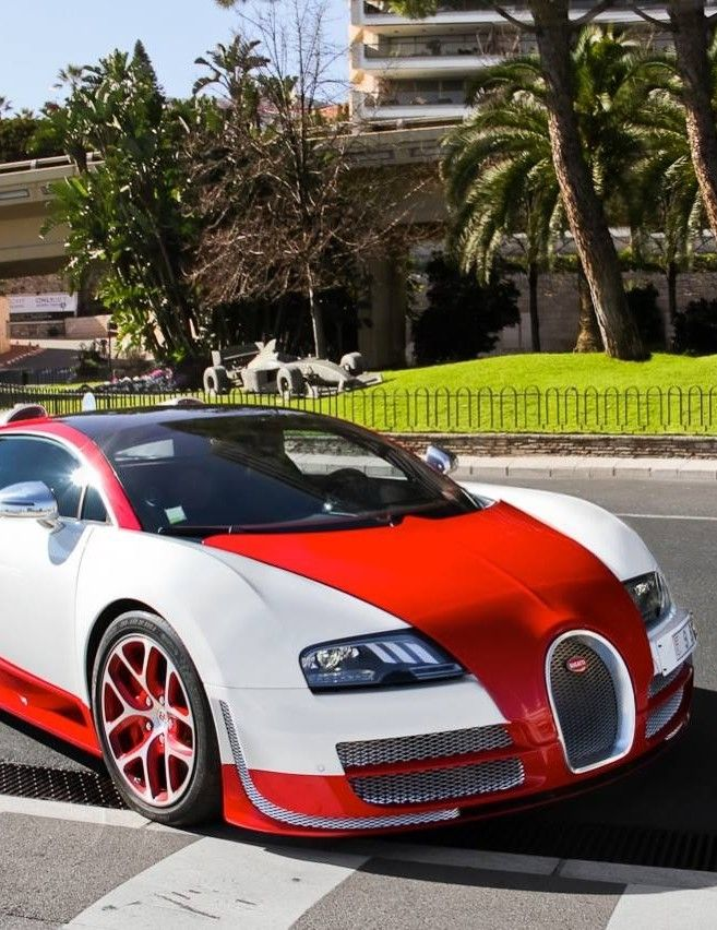 """Bugatti Veyron...""""ugly colors, but sweet ride"""""""