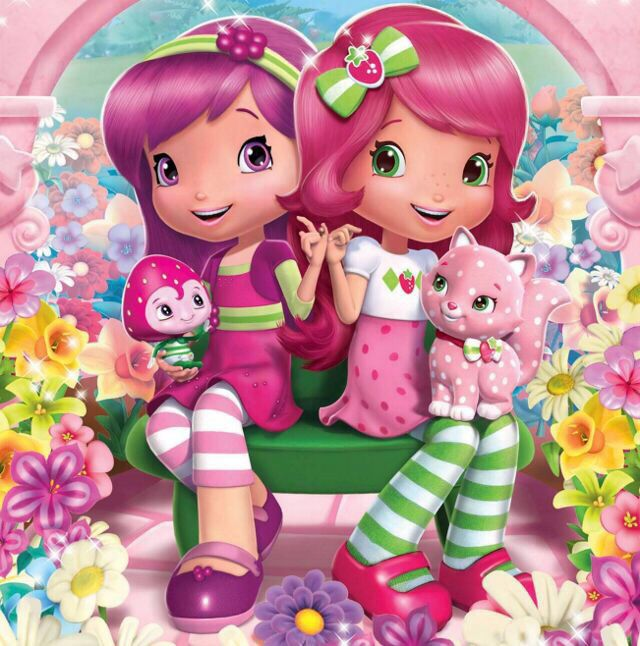 1000 Ideas About Strawberry Shortcake Characters On