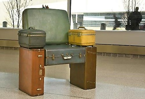 Cool and Creative Ways To Reuse Old Suitcases
