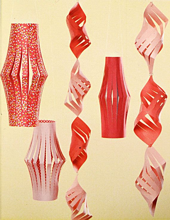 21 best Holiday Paper Crafts: Chinese New Year images on ...