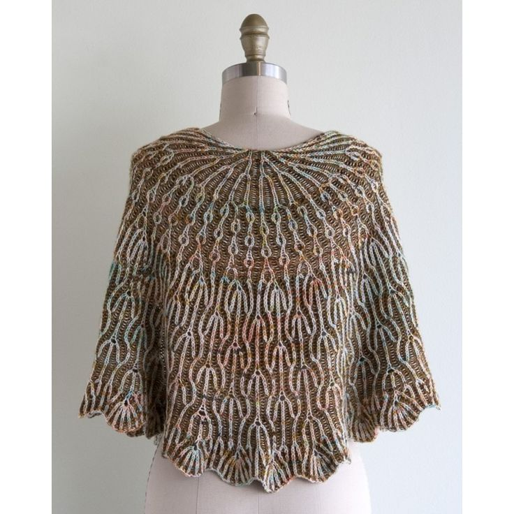 Lesley Anne Robinson Dandelion Fields Shawl Kit - Lesley Anne Robinson - Knit Graffiti - By Designer - Kits