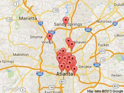 Patio Power Rank: ATLu0027s 26 Best Outdoor Drinking Spots